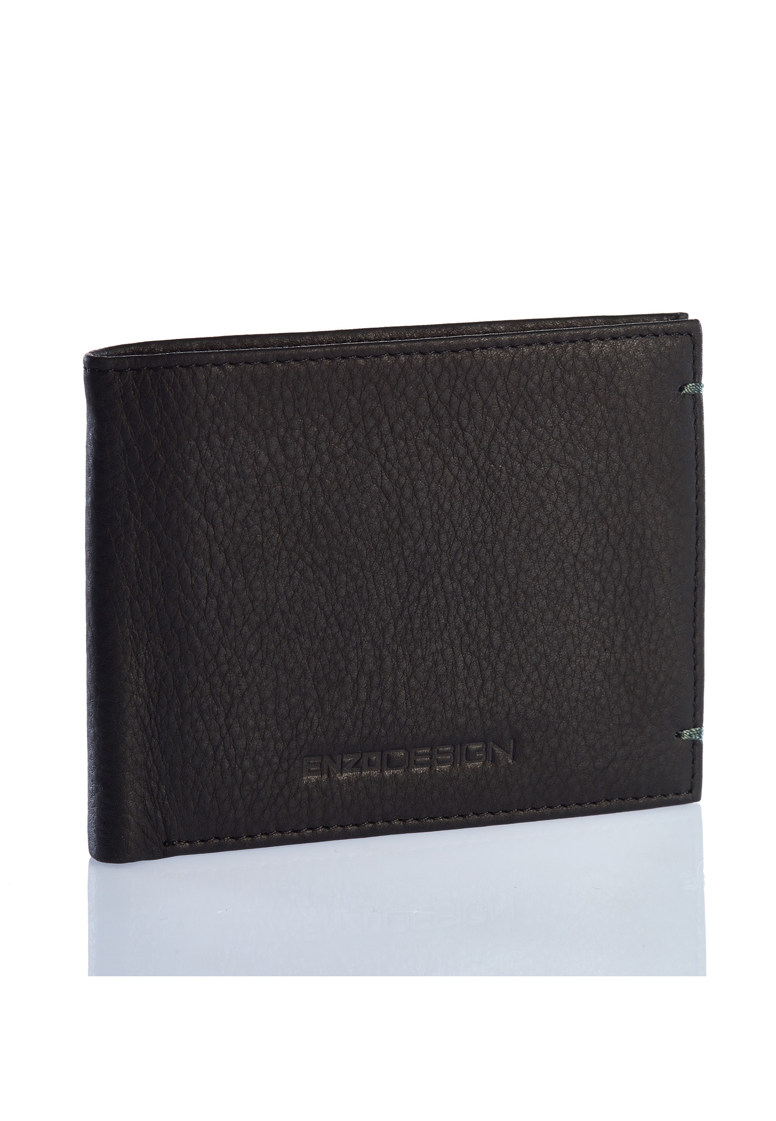 Ultra Soft Cow Nappa Leather Basic Slim Wallet K-BG