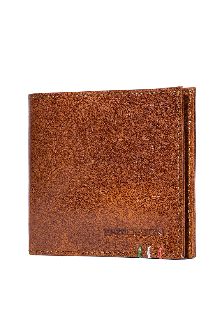 Italian Leather Ultra Slim Wallet (LWK18C-U)