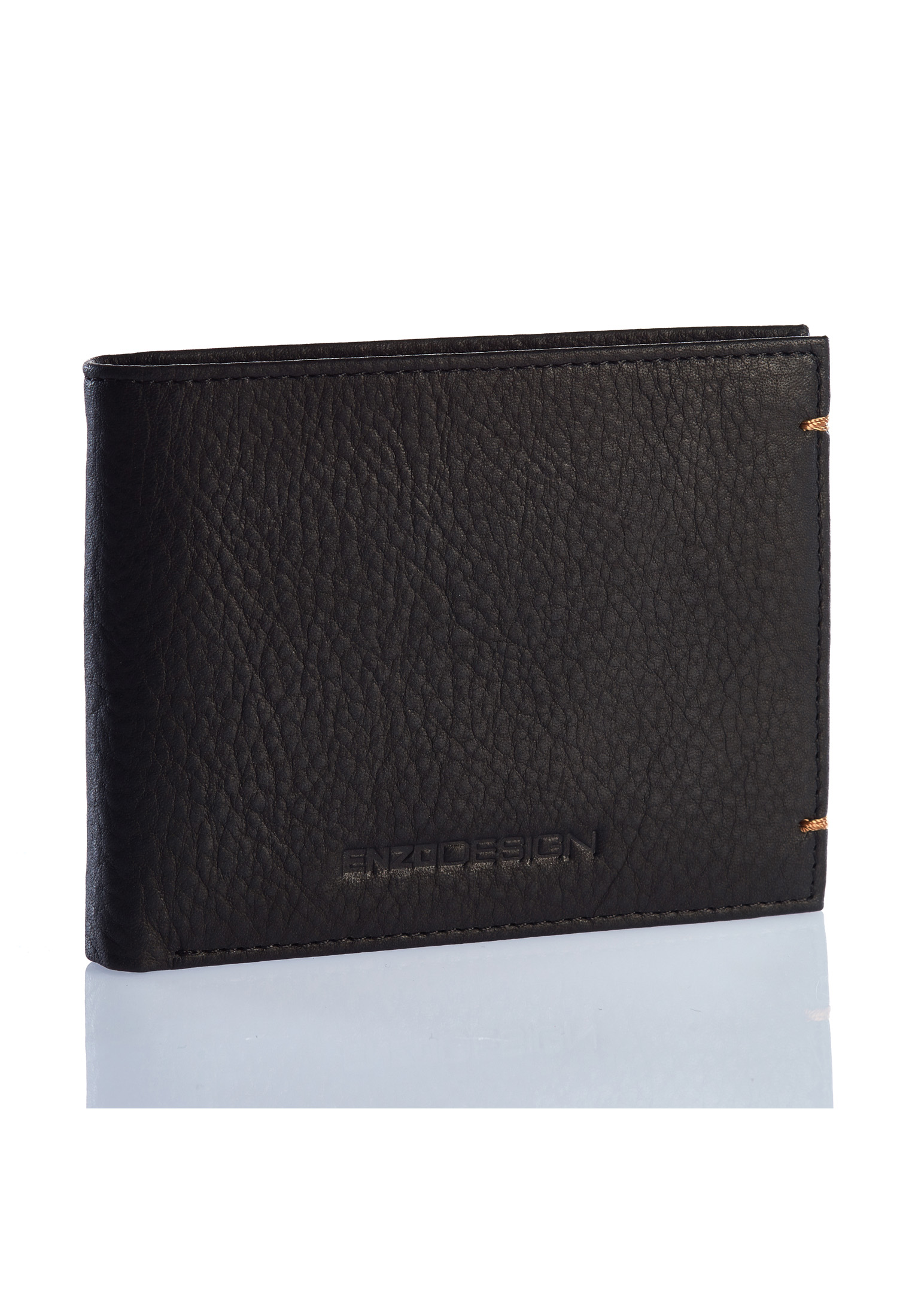 Ultra Soft Cow Nappa Leather Basic Slim Wallet K-BT